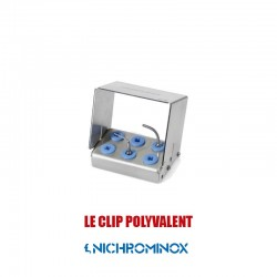 CLIP POLYVALENT