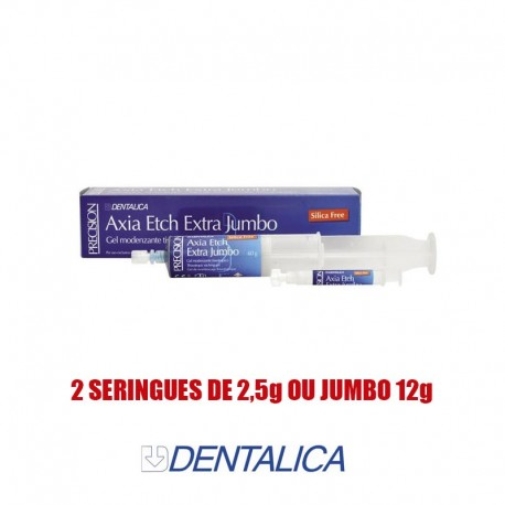 Axia Etch 2 Seringues de 2,5g