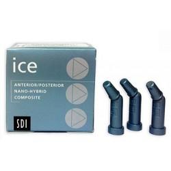 """Ice  Kit d'introduction Capsules 60 x .compules de 0.25g de Ice (A1. A2. A3. A3.5. b. OA2 €"""" 10 de chaque)"""