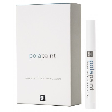 Pola Paint 1 flacon de 1.5 ml  8% de peroxyde de carbamide