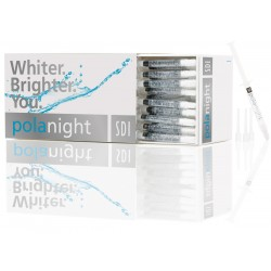 Pola Night  Maxi Coffret de 50 seringues au Péroxyde de carbamide