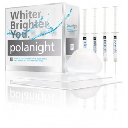 Pola Night  Coffret de 10 seringues au Péroxyde de carbamide